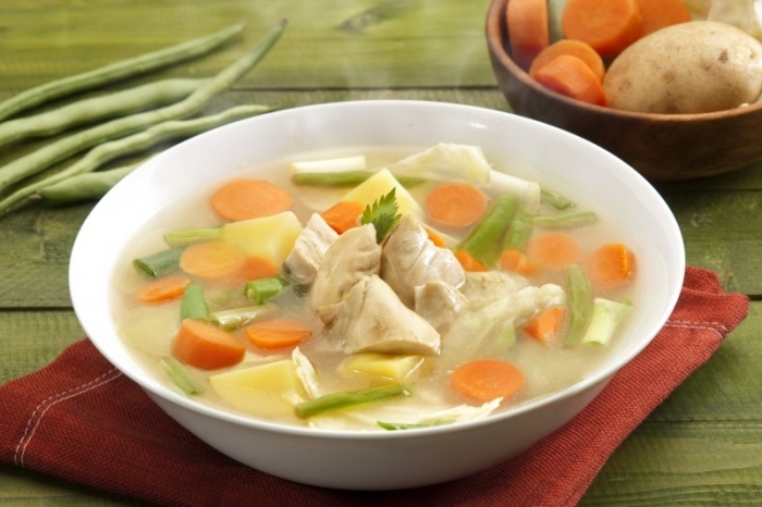 resep sop ayam ala restoran resep masakan jawa
