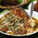 Cara Membuat Lontong Balap Surabaya