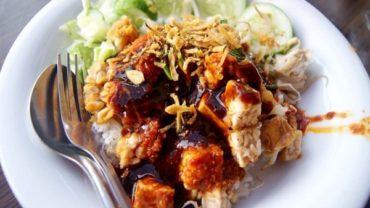 Cara Membuat Nasi Lengko Makanan Tradisional Jawa Barat