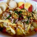 Resep Bubur Ayam Kampung paling Nikmat dan Mudah Dibuat