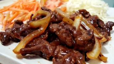 Resep Daging Sapi Teriyaki Pedas, Sederhana dan Nikmat