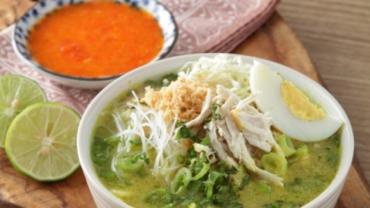 Resep Soto Ayam Ambengan Khas Surabaya Paling Lezat