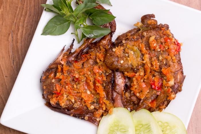 Resep Ayam Geprek menu ayam ayam geprek istimewa