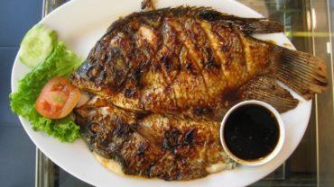 Ikan Bakar kecap  filegurame bakar kecap 2 wikimedia commons