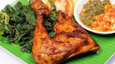Resep Ayam Bumbu Bacem Super Lezat