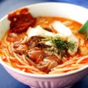 Resep Laksa Ayam Jawa Barat Nampol Lezatnya
