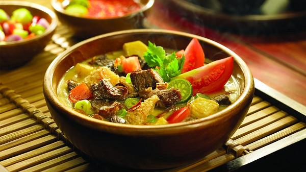 Cara Memasak Soto Babat Betawi Daging Sapi Resep Masakan Jawa